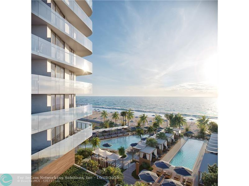 525 Ft Lauderdale Bch Bl 1901, Fort Lauderdale, Condo/Co-Op/Villa/Townhouse,  for sale, One Stop Realty - Miami