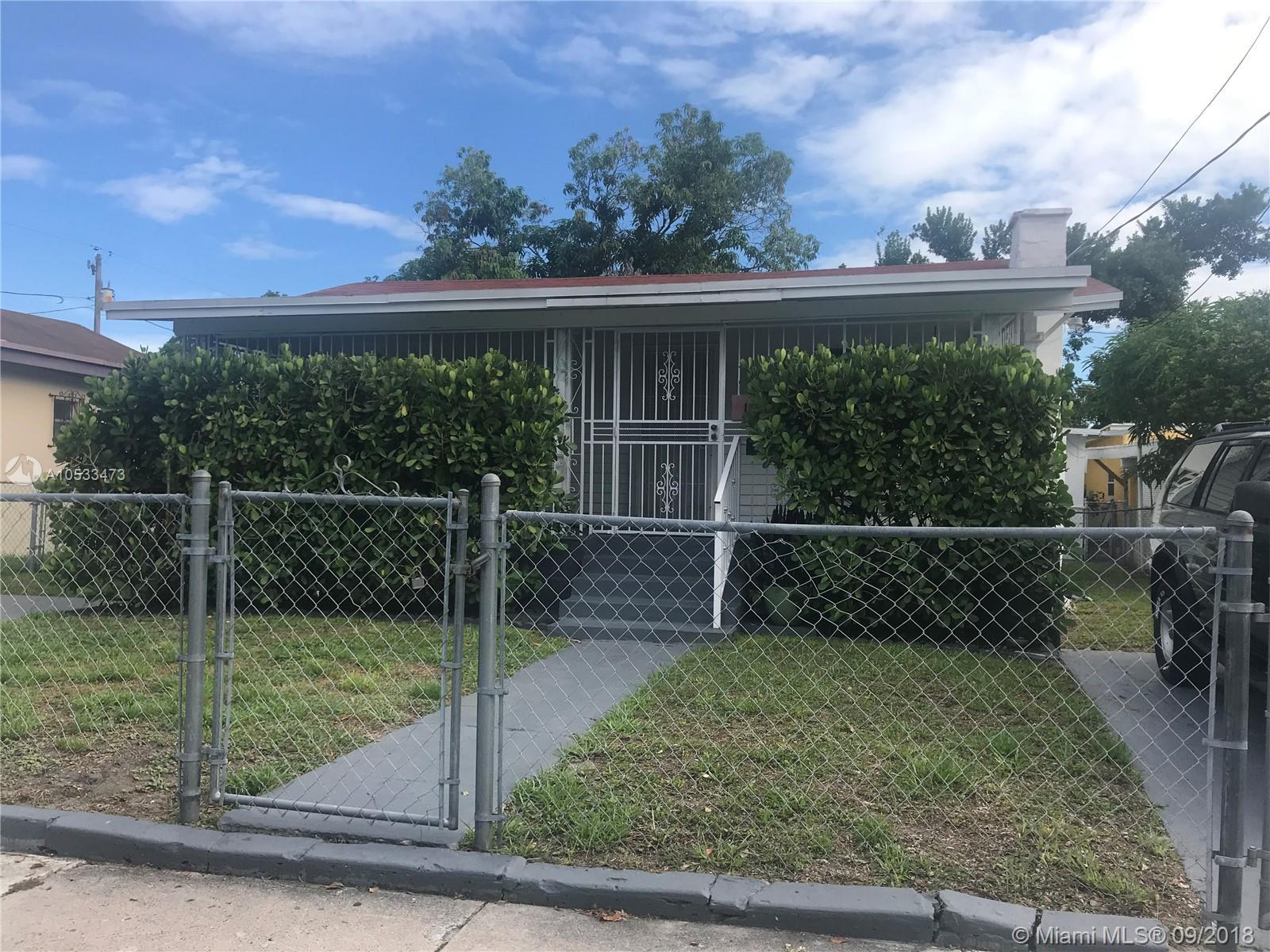 112 NW 33rd St , Miami,  for sale, One Stop Realty - Miami